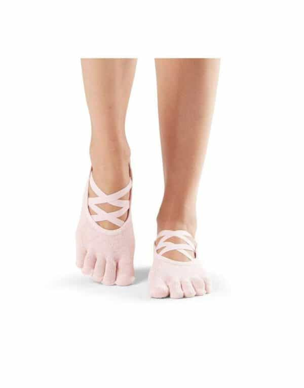 full toe elle grip socks