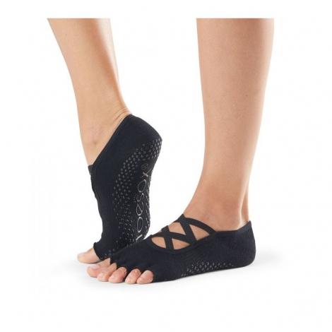 half-toe-elle-grip-socks