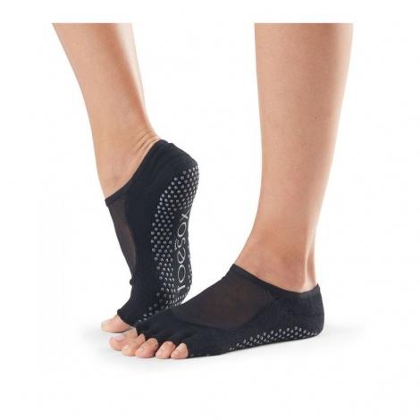 Half Toe Luna Grip Socks