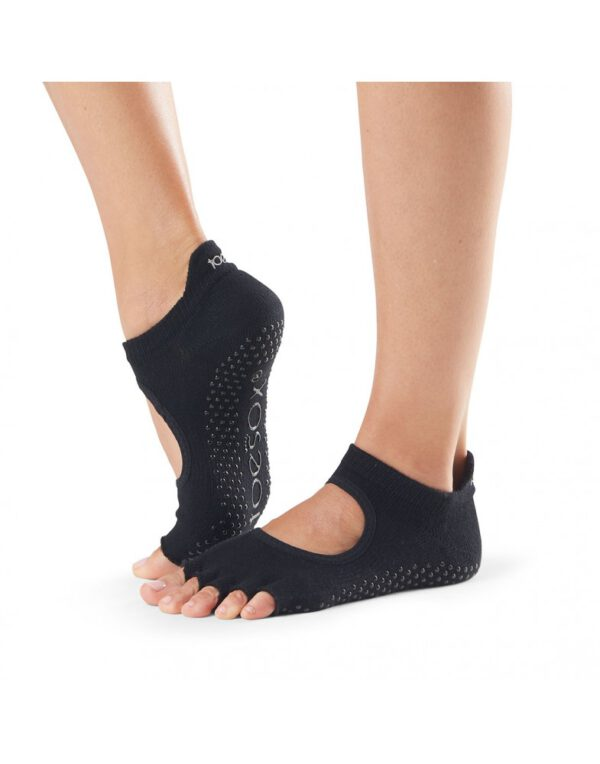 half toe bellarina grip socks